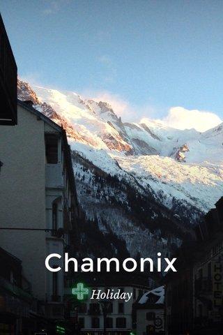 Chamonix Holiday