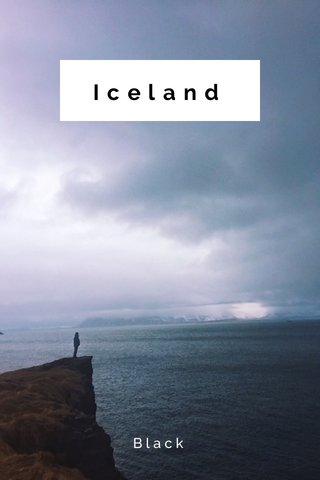 Iceland Black