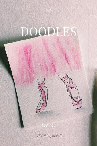 DOODLES My Art