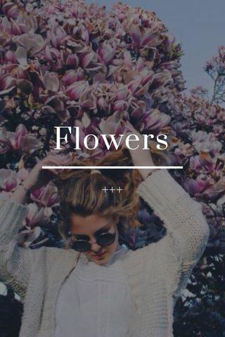 Flowers +++