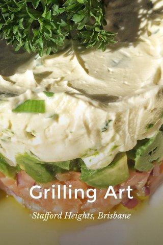 Grilling Art Stafford Heights, Brisbane