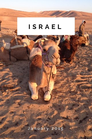 ISRAEL January 2015