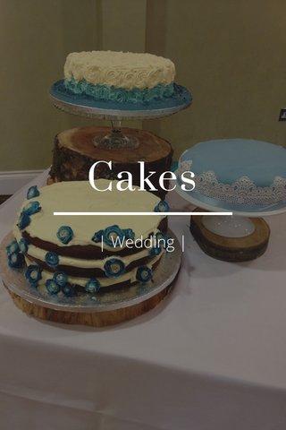 Cakes | Wedding |