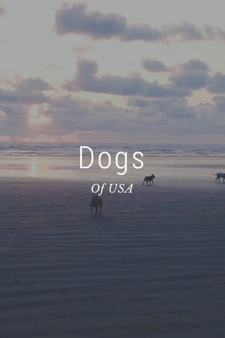 Dogs Of USA