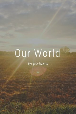 Our World In pictures