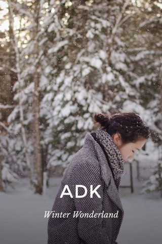 ADK Winter Wonderland