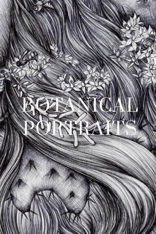 BOTANICAL PORTRAITS | subtitle |