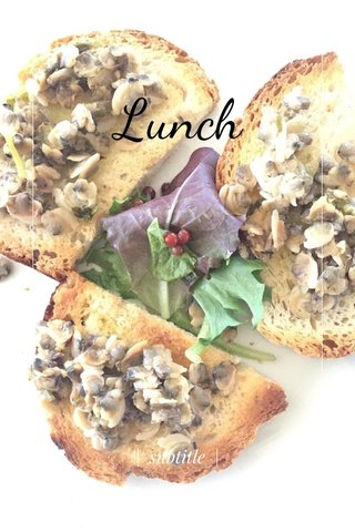Lunch | subtitle |