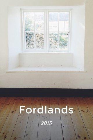 Fordlands 2015