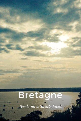 Bretagne Weekend à Saint-Jacut