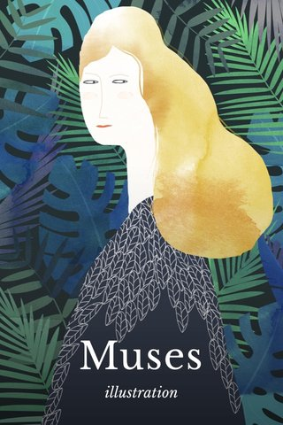 Muses illustration