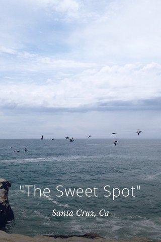 """""""The Sweet Spot"""" Santa Cruz, Ca"""