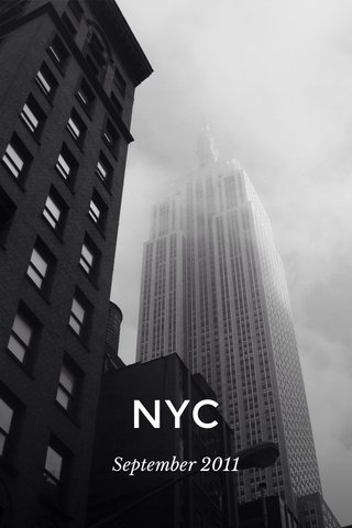 NYC September 2011