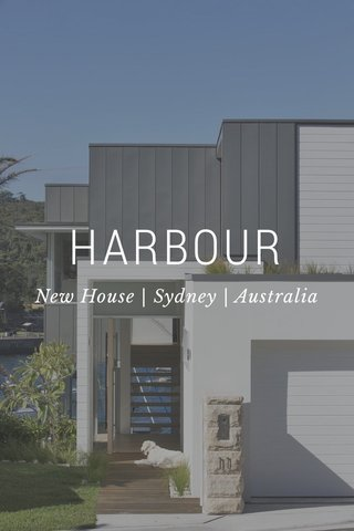 HARBOUR New House | Sydney | Australia