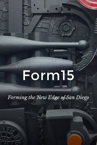 Form15 Forming the New Edge of San Diego