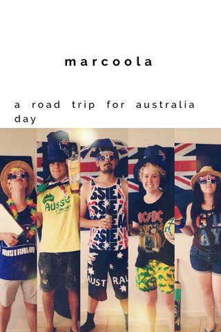 marcoola a road trip for australia day