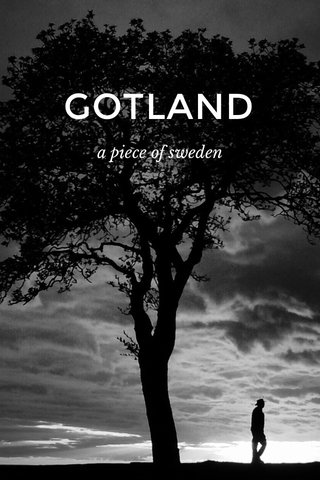 GOTLAND a piece of sweden