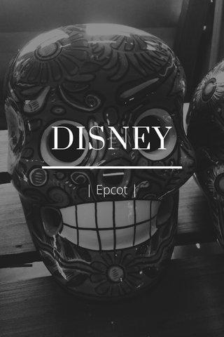 DISNEY | Epcot |