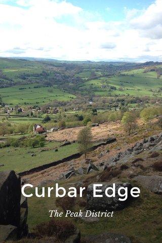 Curbar Edge The Peak District