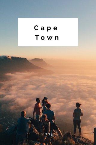 Cape Town 2015