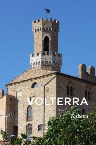 VOLTERRA Toskana