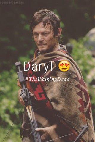 Daryl 😍 #TheWalkingDead