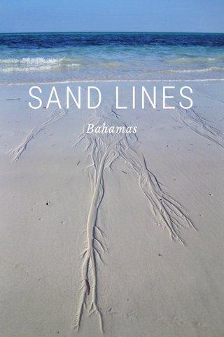 SAND LINES Bahamas