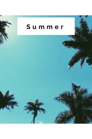 Summer SUBTITLE