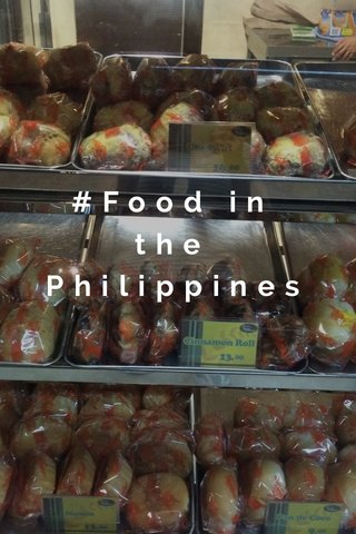 #Food in the Philippines