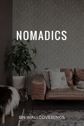 NOMADICS BN WALLCOVERINGS
