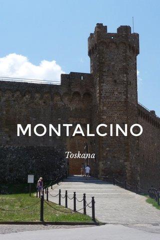 MONTALCINO Toskana
