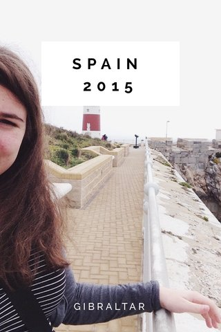 SPAIN 2015 GIBRALTAR