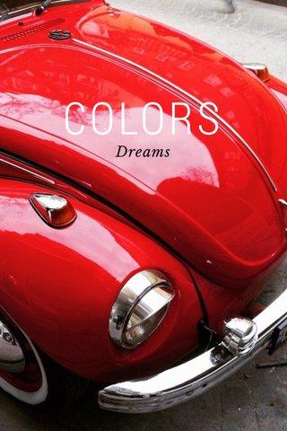 COLORS Dreams