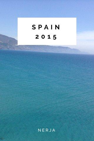 SPAIN 2015 NERJA