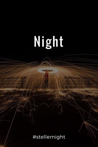Night #stellernight