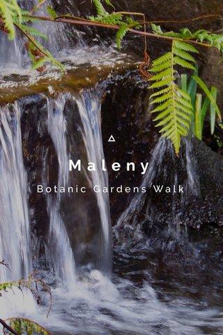 Maleny Botanic Gardens Walk