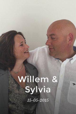 Willem & Sylvia 15-05-2015