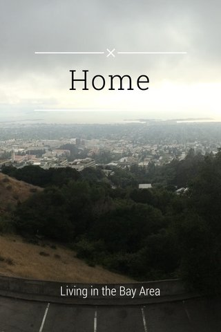 Home Living in the Bay Area