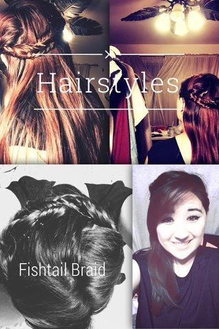 Hairstyles Fishtail Braid