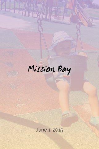 Mission Bay June 1, 2015