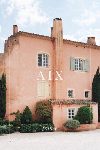 AIX france