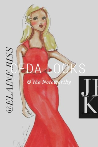 CFDA LOOKS & the Noteworthy
