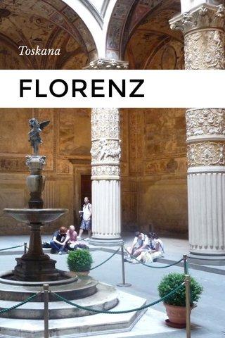FLORENZ Toskana