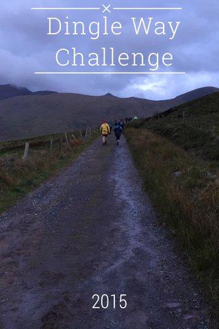 Dingle Way Challenge 2015
