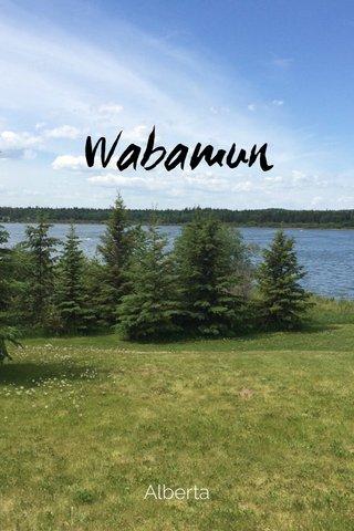 Wabamun Alberta