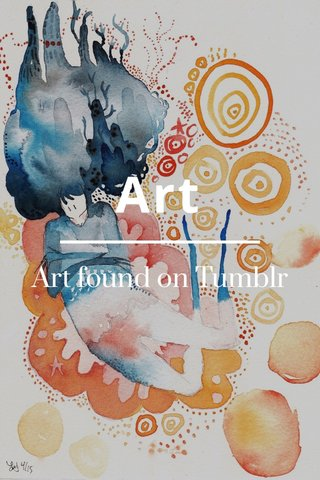 Art Art found on Tumblr