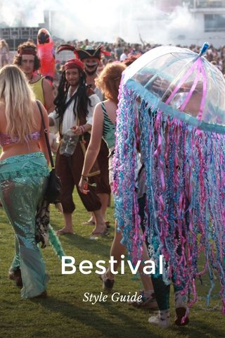 Bestival Style Guide