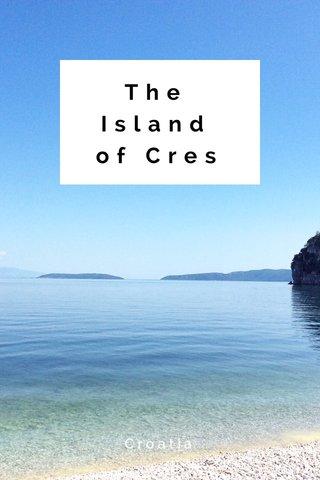 The Island of Cres Croatia