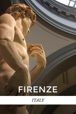 FIRENZE ITALY
