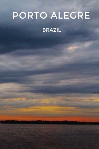 PORTO ALEGRE BRAZIL